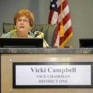 Vicki Campbell